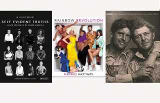 New photo books' loving look at LGBTQ lives