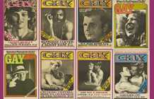 When GAY was good: Pioneering weekly magazine covered community and arts scene