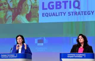 Out in the World: EU lays out strategy to increase LGBTQ rights throughout Europe