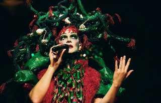 Holiday variety: Taylor Mac, New Conservatory's seasonal shows