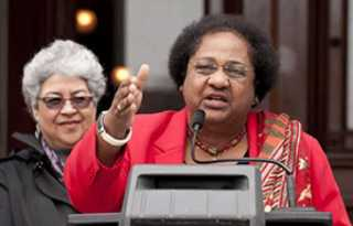 Newsom names Assemblywoman Weber as secretary of state