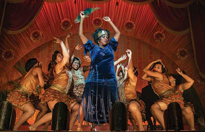 A riveting Ma Rainey: Viola Davis stars in marvelous music biopic