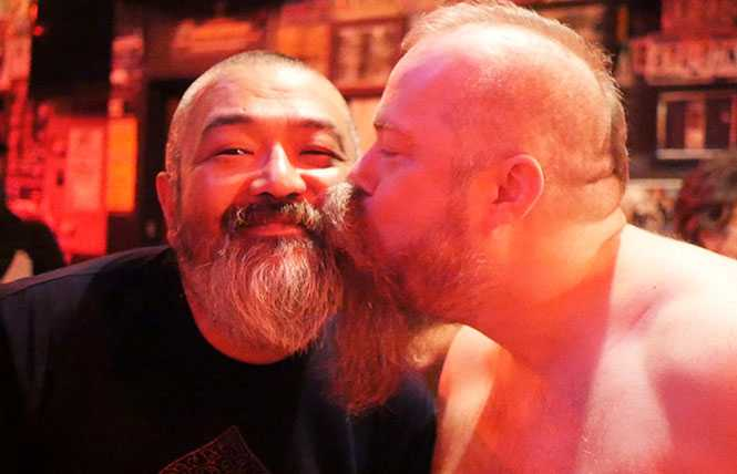'Queer Japan's colorful mosaic Graham Kolbeins' - new documentary visualizes diverse Asian subcultures