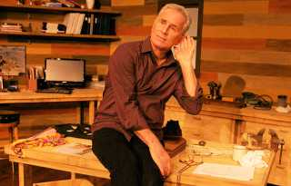 The stage's broad reach: 'The Absolute Brightness of Leonard Pelkey' at Cinnabar Theater