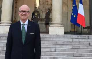 News Briefs: Former B.A.R. publisher receives honor from France