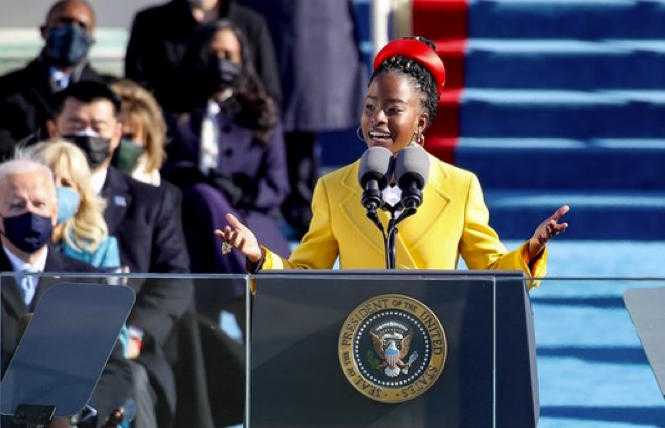 Poet Amanda Gorman, Lady Gaga and other musicians bring arts to Biden/Harris Inauguration