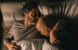 'Supernova' - the stars align in Colin Firth and Stanley Tucci's gay film