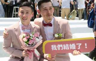 Out in the World: Taiwan proposes same-sex marriage for some binational couples