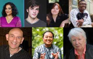 Saints & Sinners literary fest's online in March