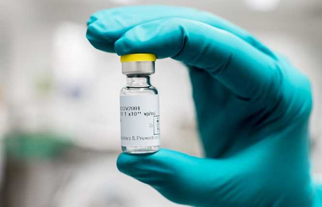 3rd COVID vaccine begins shipping out