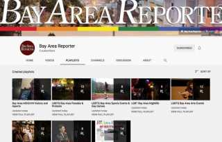 Bay Area Reporter revives YouTube channel