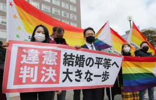 Out in the World: Japanese court issues landmark same-sex ruling
