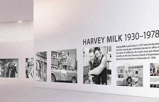 Political Notes: Massive Harvey Milk exhibit to fly again at SFO