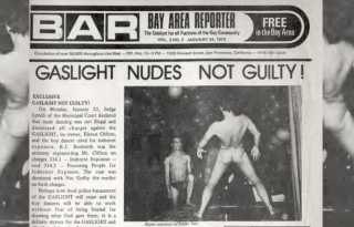 50 in 50: Nudes in the news, 1973
