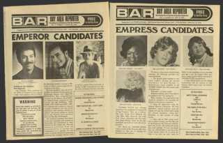 50 in 50: Meet the candidates, 1973