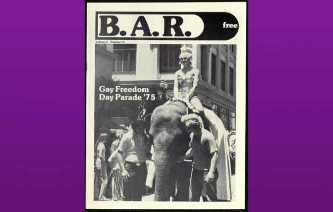 50 Years in 50 Weeks; 1975 - Empress and an elephant