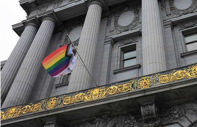 Political Notes: San Francisco and Cork, Ireland to fly twinned Progress flags for international LGBTQ day