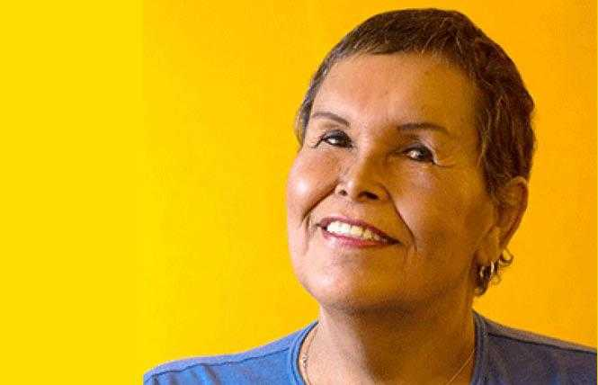 Trans activist and AIDS survivor Felicia Elizondo dies