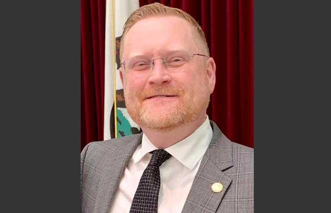 Political Notes: With home purchase, SF gay rent board member resigns