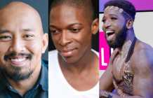 Men of Color on virtual -and live- stages