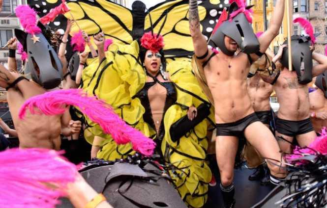 Juanita MORE!'s Pride party returns