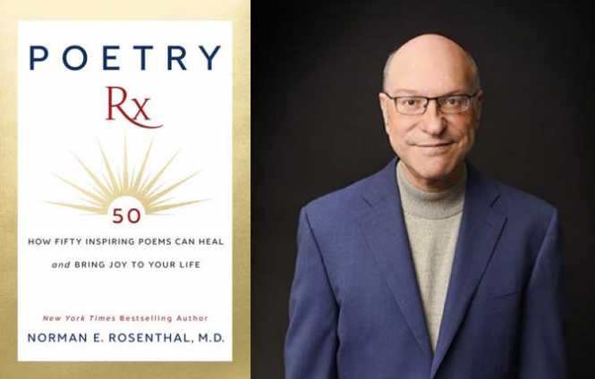 'Poetry Rx' celebrates lyric history, with some queer poets past & present