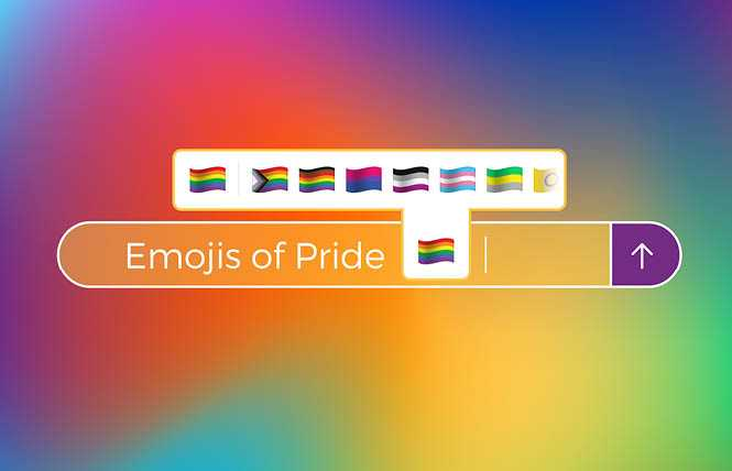 Political Notes: Campaign seeks to add plethora of Pride flag emoji