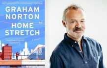 Irish wise: Graham Norton's novel, 'Home Stretch'