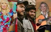 Q-Music: family jewels: Songwriting siblings, sons and daughters