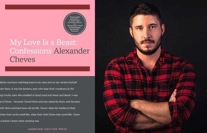 Sex and sensibility: Alexander Cheves' 'My Love is a Beast: Confessions'
