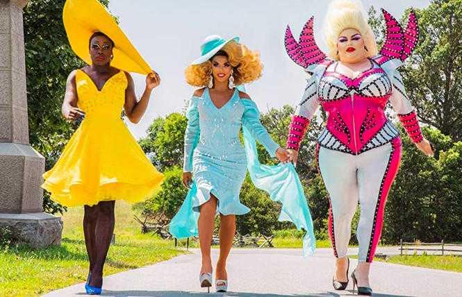 We're Here, we're queer: HBO drag docuseries returns