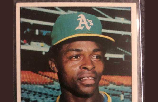 LGBTQ History Month: Pro baseball player Glenn Burke refused to live a lie