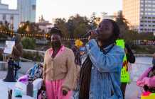 Out in the World: Queers rally in Oakland against Ghana's proposed anti-gay bill
