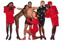 Patrick Kelly: Runway of Love Opening Day is October 23