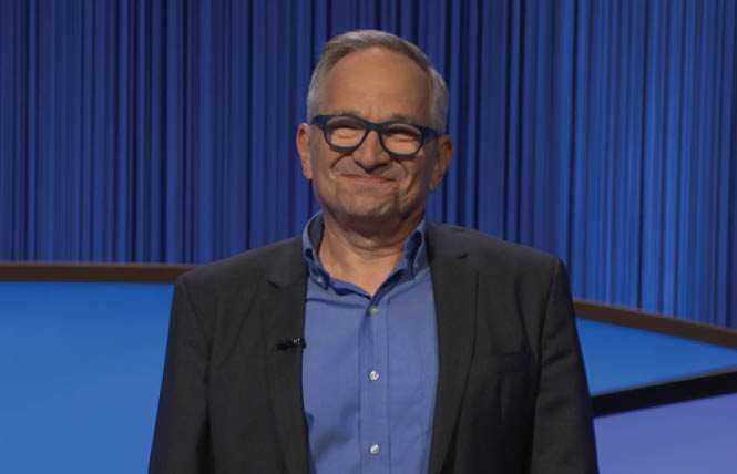 Gay SF filmmaker competes on 'Jeopardy!'