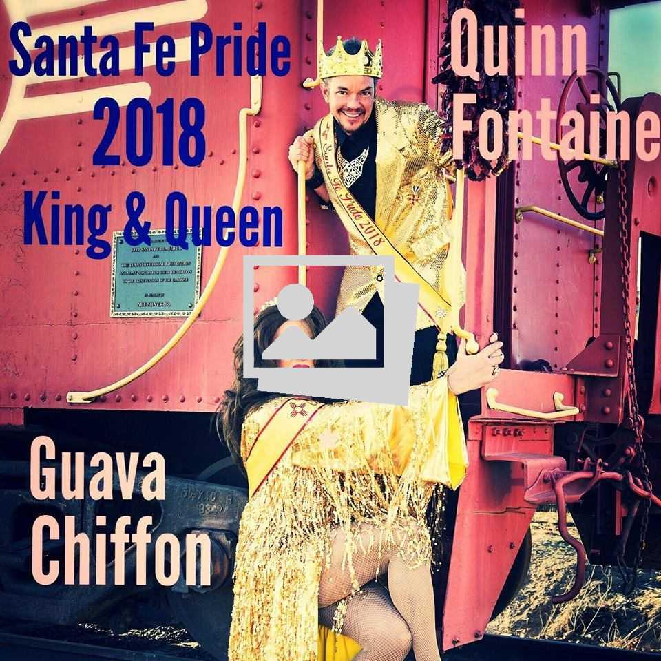 Entertainers for Santa Fe Pride 2017