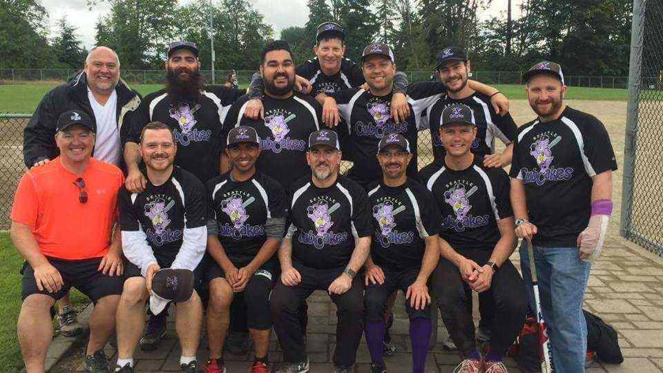 Emerald City Softball Association celebrates opening day of the 2021 season