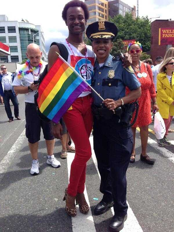 Excluding blue from the rainbow: Will Seattle Pride ban cops?