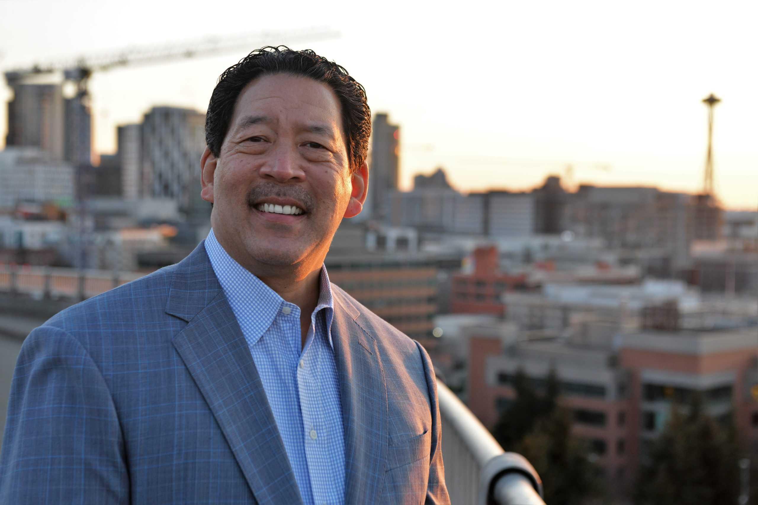 [ICYMI] Bruce Harrell Wants to Be Your Next Mayor