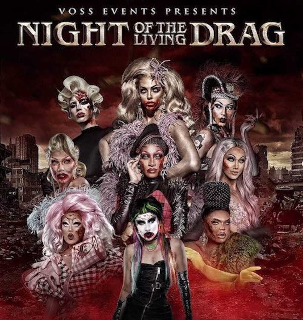 Night of the Living Drag Hits Seattle on October 20th