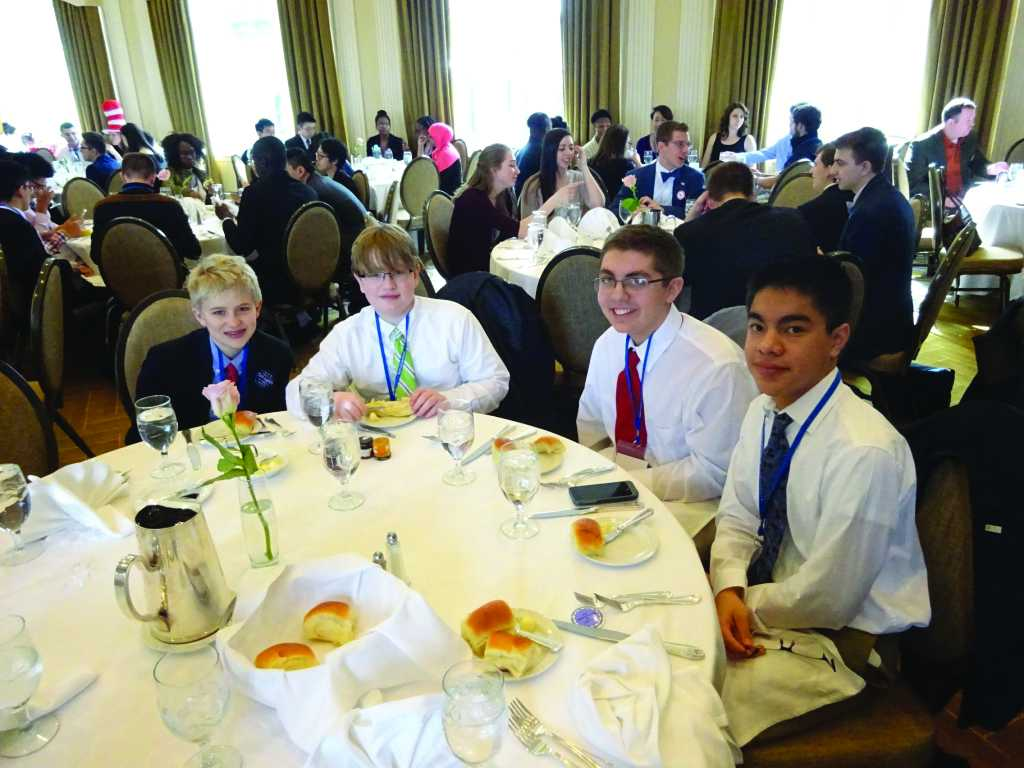 South Ender Chair in Youth in Government