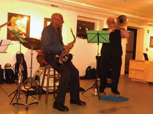New music from South End jazzman Arni Cheatham