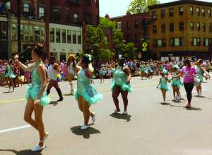 South End hosts, and shows, Pride