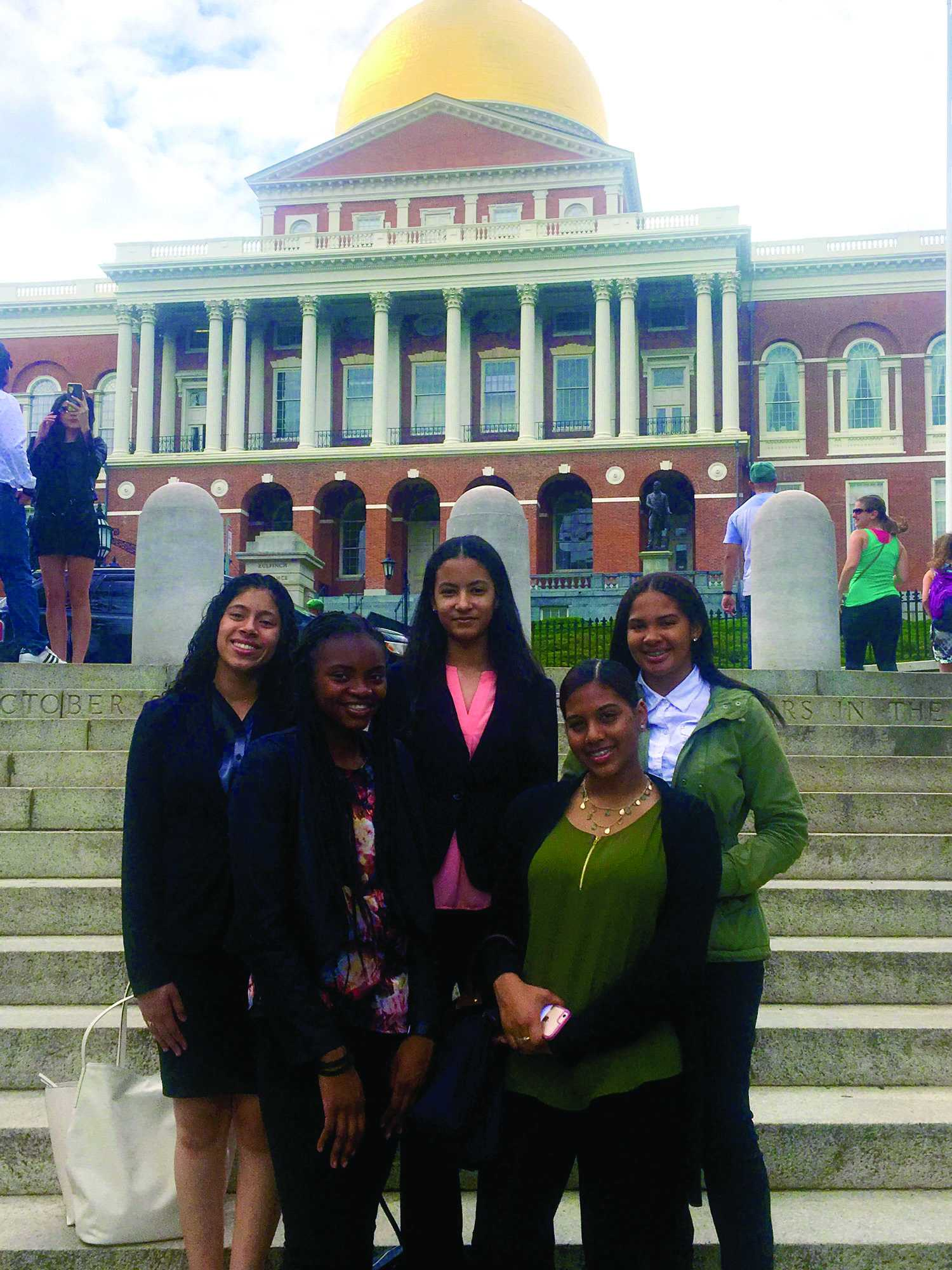 Cathedral goes to Beacon Hill