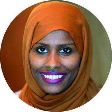 Meet Faisa Sharif