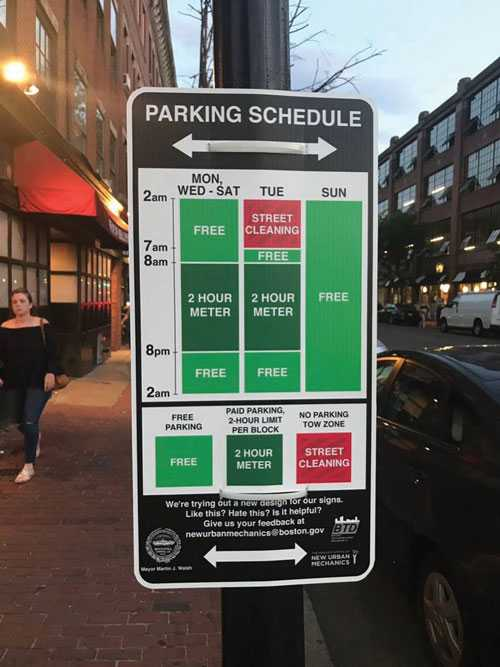 Pilot Parking  Signs Posted