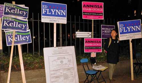 Flynn wins District 2 City Council seat