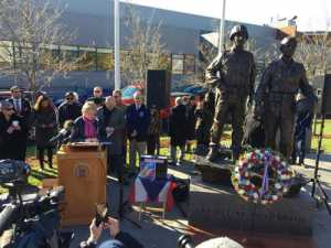 Veterans honored at Puerto Rican SE memorial