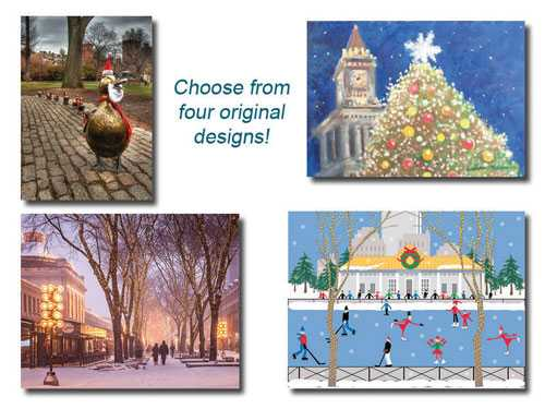 Holiday Cards To End Homelessness