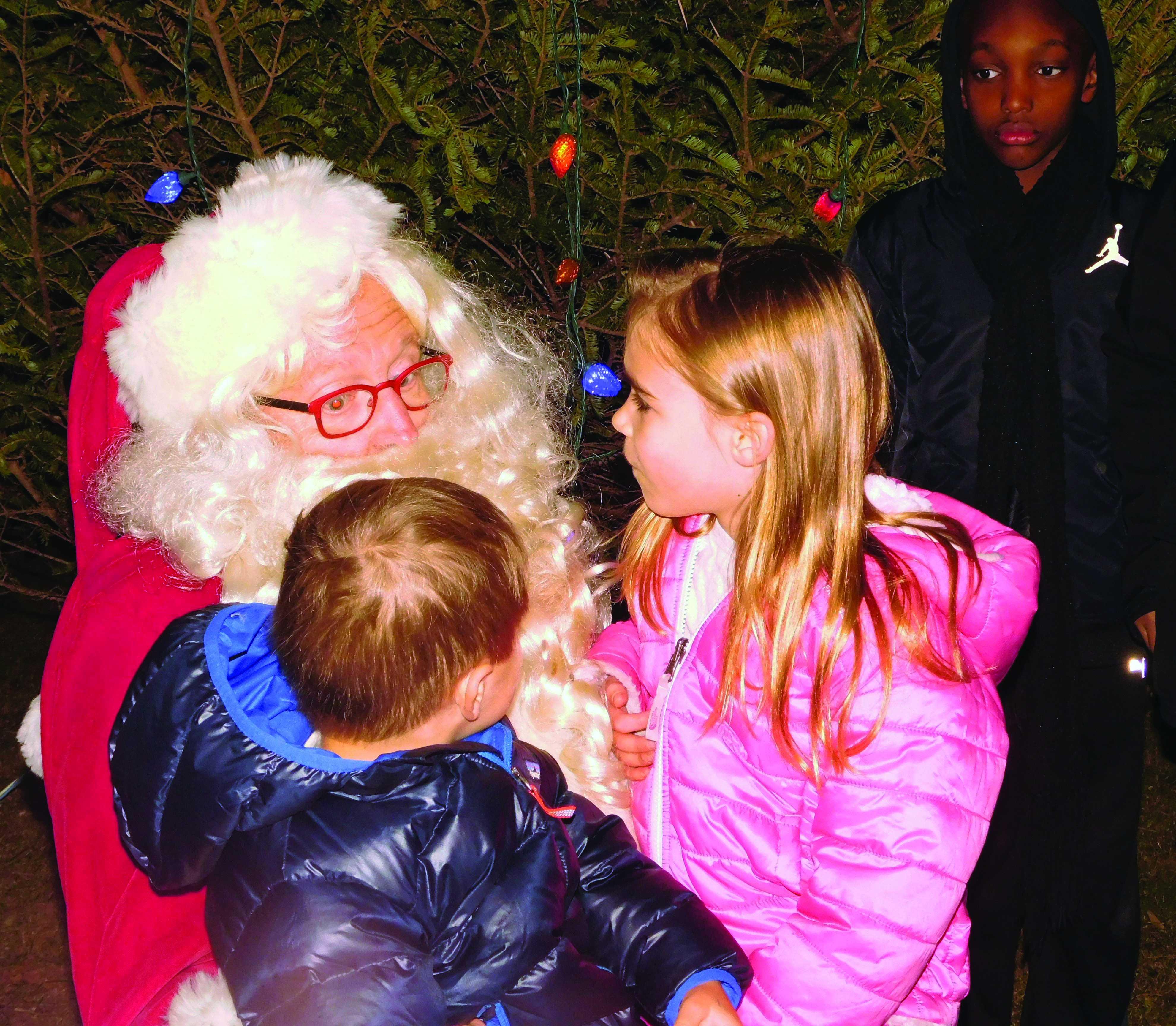 WSANA gets festive
